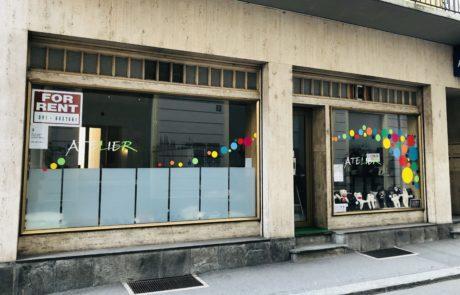 locale commerciale a Chiasso